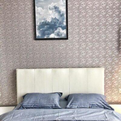 1 комнатная видовая квартира с ремонтом в ЖК Новый Берег