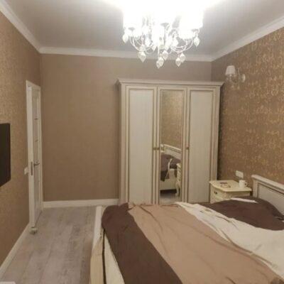 3 комнатная квартира с ремонтом на Литературной