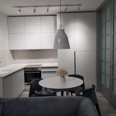 3 комнатная квартира с видом на море в ЖК Лимнос