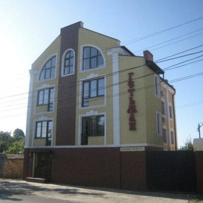 Дом с банным комплексом на Димитрия Донского