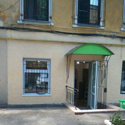 Фасадное помещение в центре города на Княжеской.