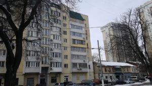 3 комнатная квартира в центре на улице Асташкина