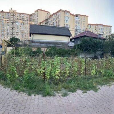 Участок в центре Таирова