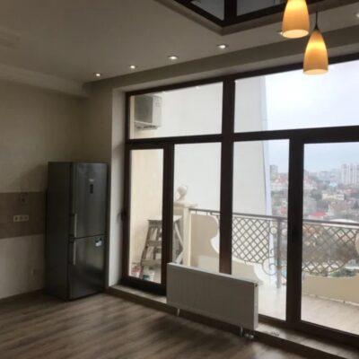 2 комнатная квартира с ремонтом в ЖК Аркадийский Дворец