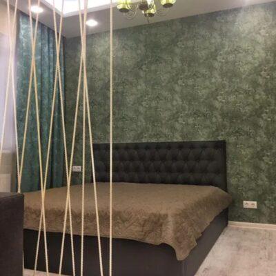 1 комнатная квартира у моря с ремонтом в ЖК Санторини