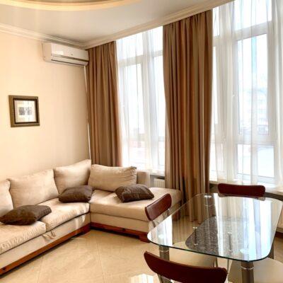 1 комнатная квартира в ЖК Ливадия, Французкий бульвар