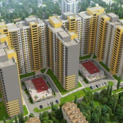2-комнатная квартира в ЖК Михайловский
