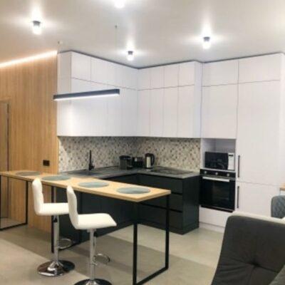 2 комнатная квартира с видом моря в ЖК Лимнос