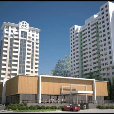 2 комнатная квартира в ЖК Европейский