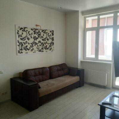 1 комнатная квартира-студия на Артиллерийской