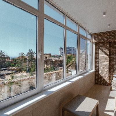 2 комнатная квартира в Аркадии на Гагаринском Плато