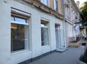 Фасадное помещение в центре на Ришельевской