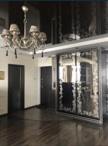 3 комнатная квартира в ЖК Радужный
