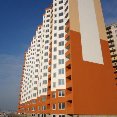 2 комнатная квартира на Таирова в ЖК Радужный