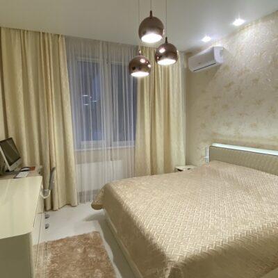 1 комнатная квартира с видом на море в ЖК Мандарин