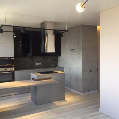 1 комнатная квартира c ремонтом в 49 Жемчужине