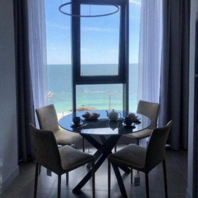 1 комнатная квартира с видом на море/ Фонтанская Дорога