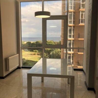 1 комнатная квартира с видом на море в 6 Жемчужине