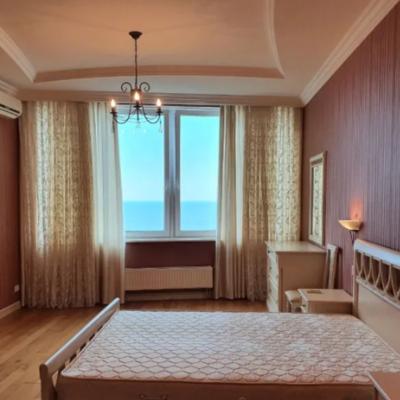 2 комнатная видовая квартира с ремонтом ЖК Руслан и Людмила