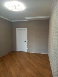 2 комнатная квартира с ремонтом в ЖК Омега