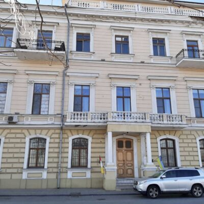 Двухуровневая квартира на Приморском бульваре