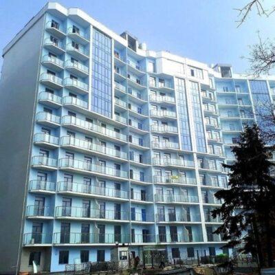 2 комнатная квартира в ЖК Миконос