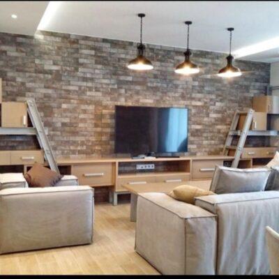 2 комнатная квартира с ремонтом в ЖК Гринвуд
