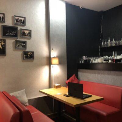 Действующее кафе в ЖК 7 небо