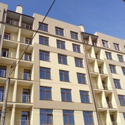 Двухуровневая квартира с террасой в ЖК Клаб Марин 2