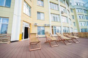 Мини отель у моря в Аркадии/ готовый бизнес