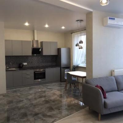 1 комнатная квартира в 26 Жемчужине на Генуэзской