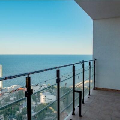 3 комнатная квартира с видом на море в 44 Жемчужине