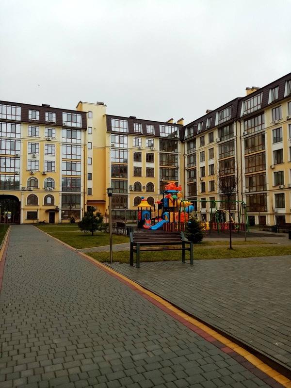 1 комнатная квартира ул.Дача Ковалевского/ЖК Клаб Марин