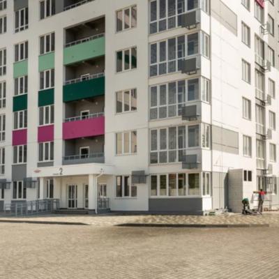3 комнатная квартира на Костанди в ЖК Горизонт