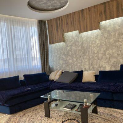 3 комнатная квартира с террасой в ЖК Одиссей