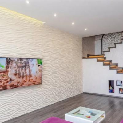 3 комнатная двухуровневая квартира ЖК Французский