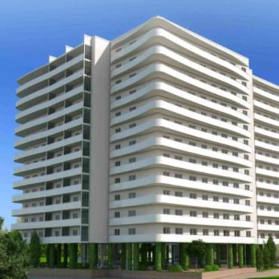 1 комнатная квартира-студия в ЖК Сады Семирамиды