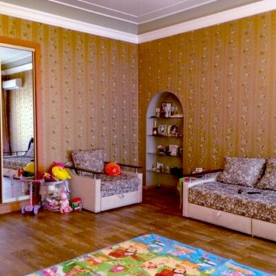 2 комнатная квартира в переулке Чайковского