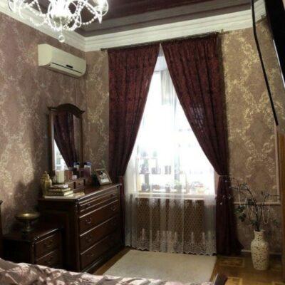 3-комнатная квартира в центре на Пушкинской