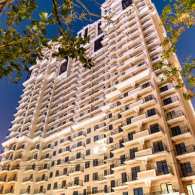 3 комнатная квартира в Приморском районе в ЖК Лимнос