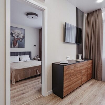 1 комнатная квартира на Таирова в 49 Жемчужине