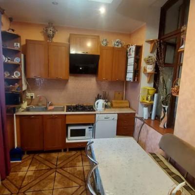 4 комнатная квартира на Люстдорфской Дороге