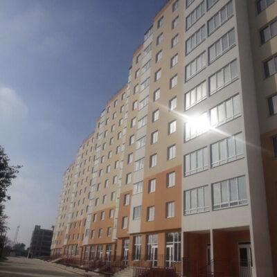 3 комнатная квартира в ЖК Радужном