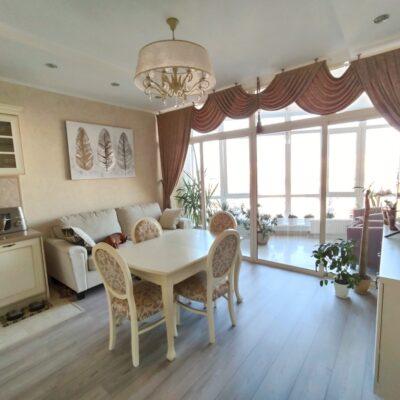 3 комнатная квартира в ЖК Аркадия Хиллс