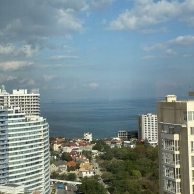 1 комнатная квартира с видом на море в ЖК Новый Берег
