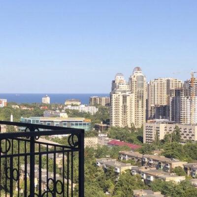 Квартира свободной планировки в ЖК Акрополь