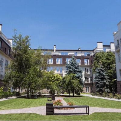 2-уровневая квартира в ЖК Челси