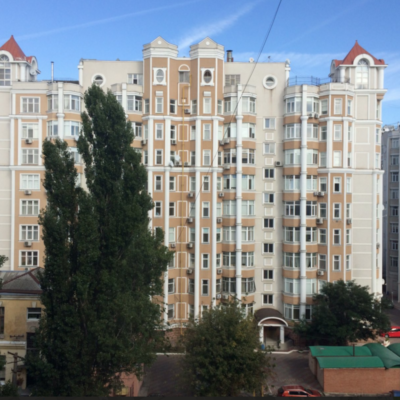 3 комнатная квартира в ЖК Каркашадзе/ улица Довженко