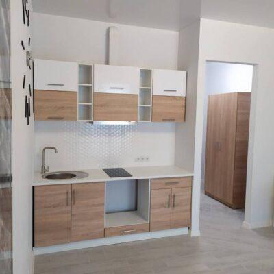 1 комнатная квартира в новом доме на Боровского