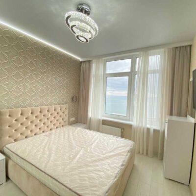 1 комнатная видовая квартира в 45 Жемчужина
